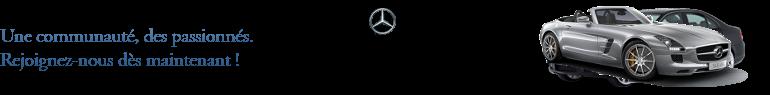 bannière Forum-mercedes.com SLS AMG