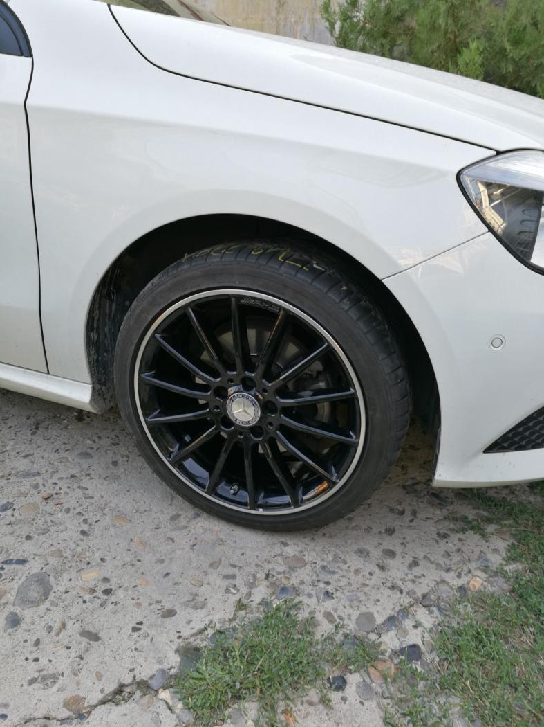 Vue pneu