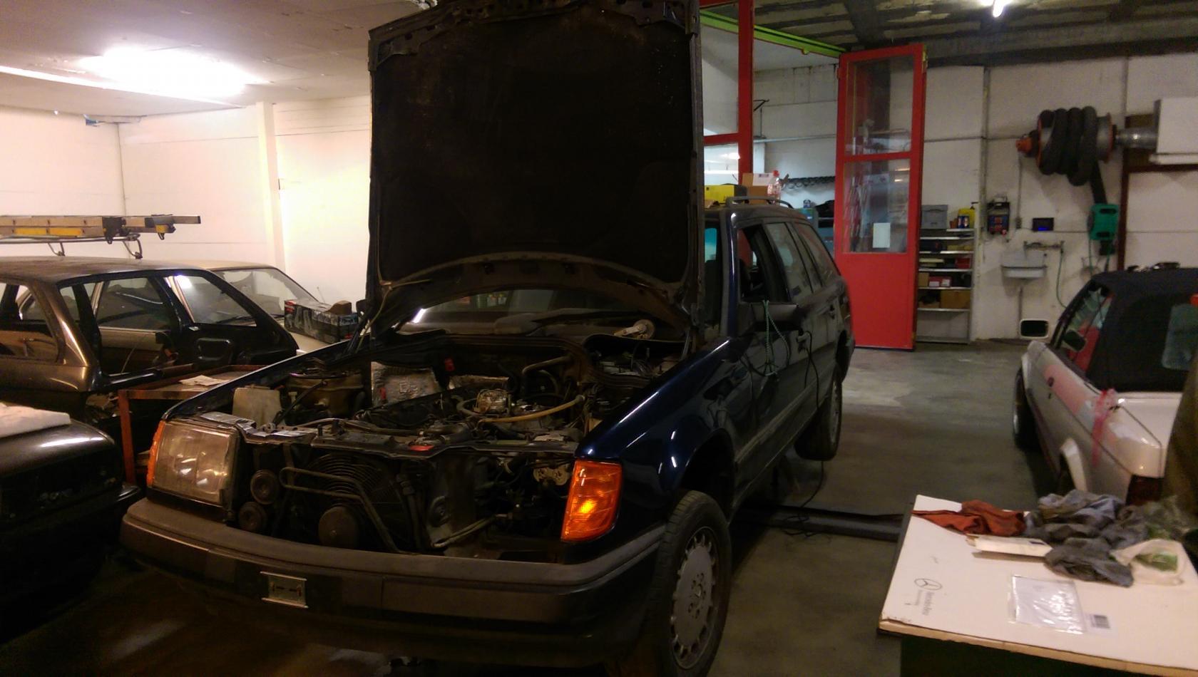 300 TE 4 Matic - W124