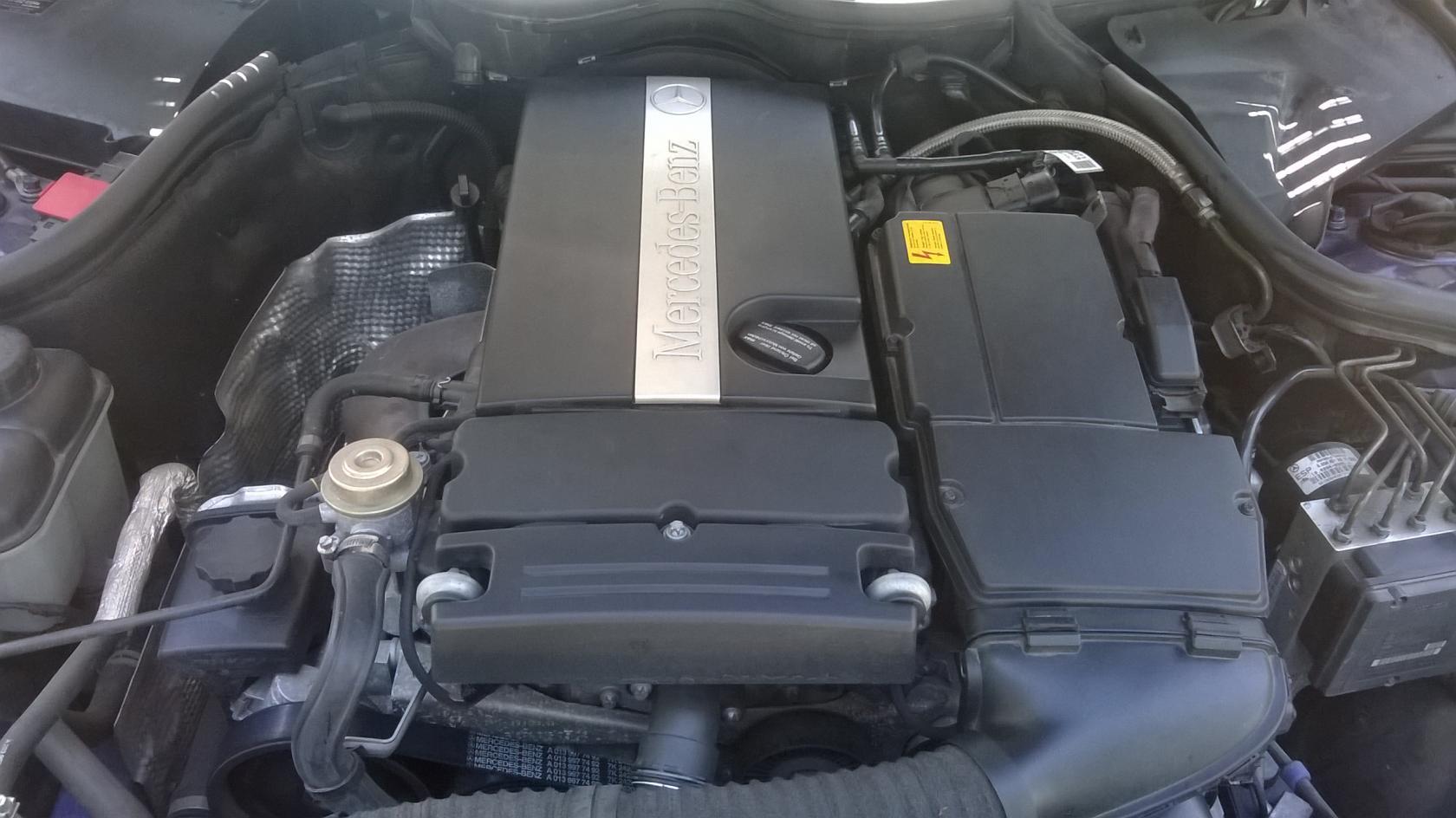 moteur clk 200K