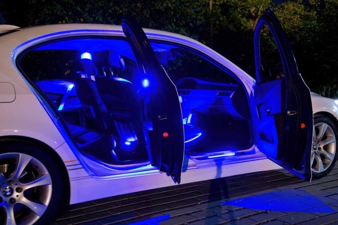 beautiful eclairage led voiture interieur contemporary trend ideas