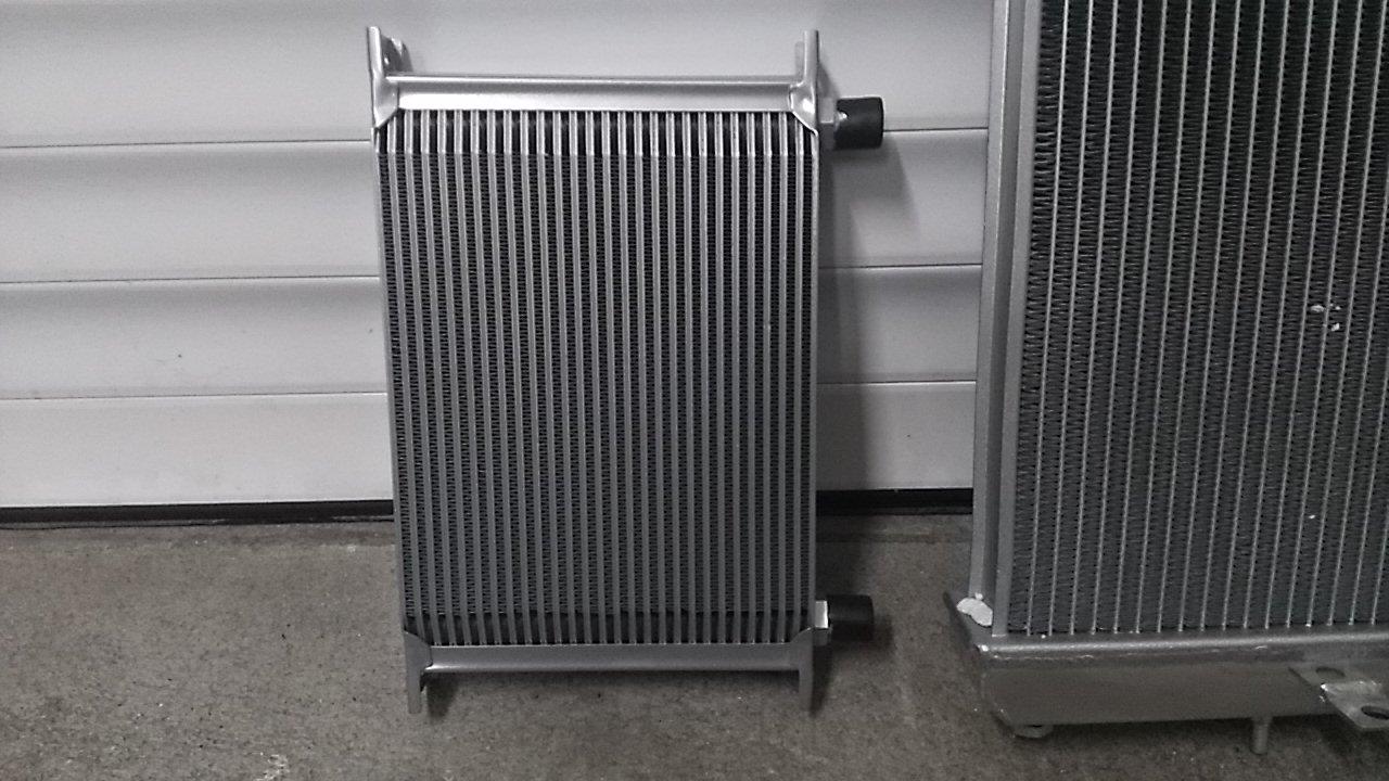 Rajout d'un radiateur d'huile moteur pour phase 3