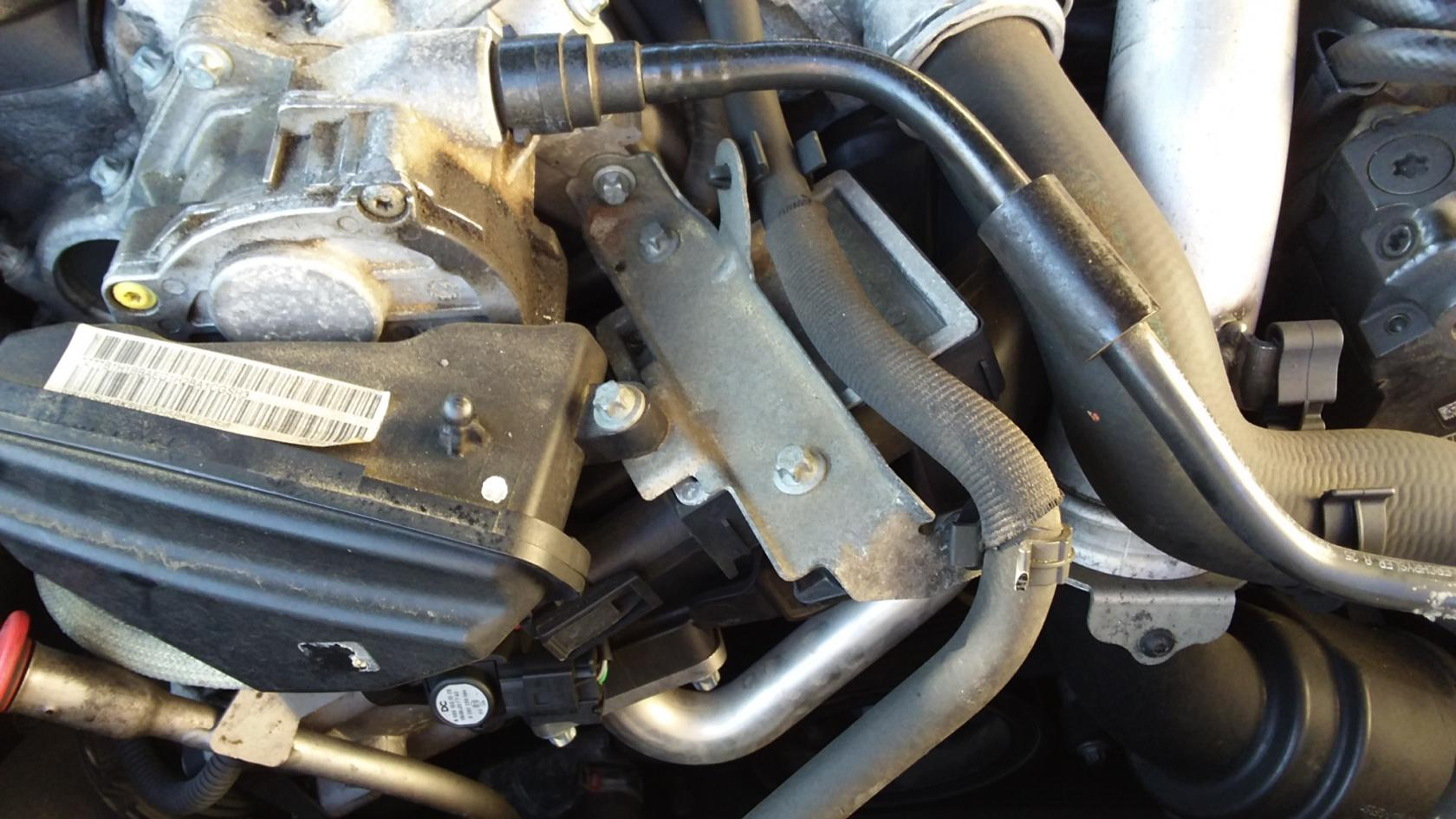 boitier prechauffage mercedes classe R