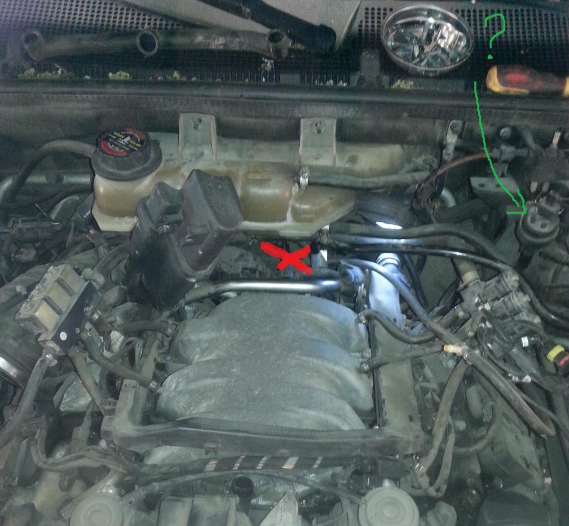 moteur V6 320 essence