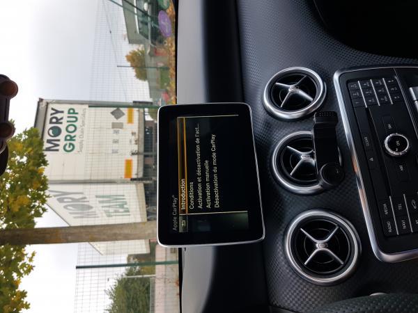 Apple Car Play (Page 5) / Classe A W176 / Forum-mercedes com