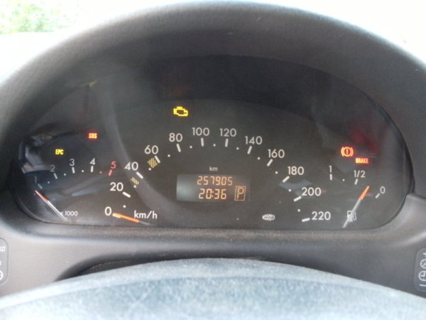 Audi epc warning light reset