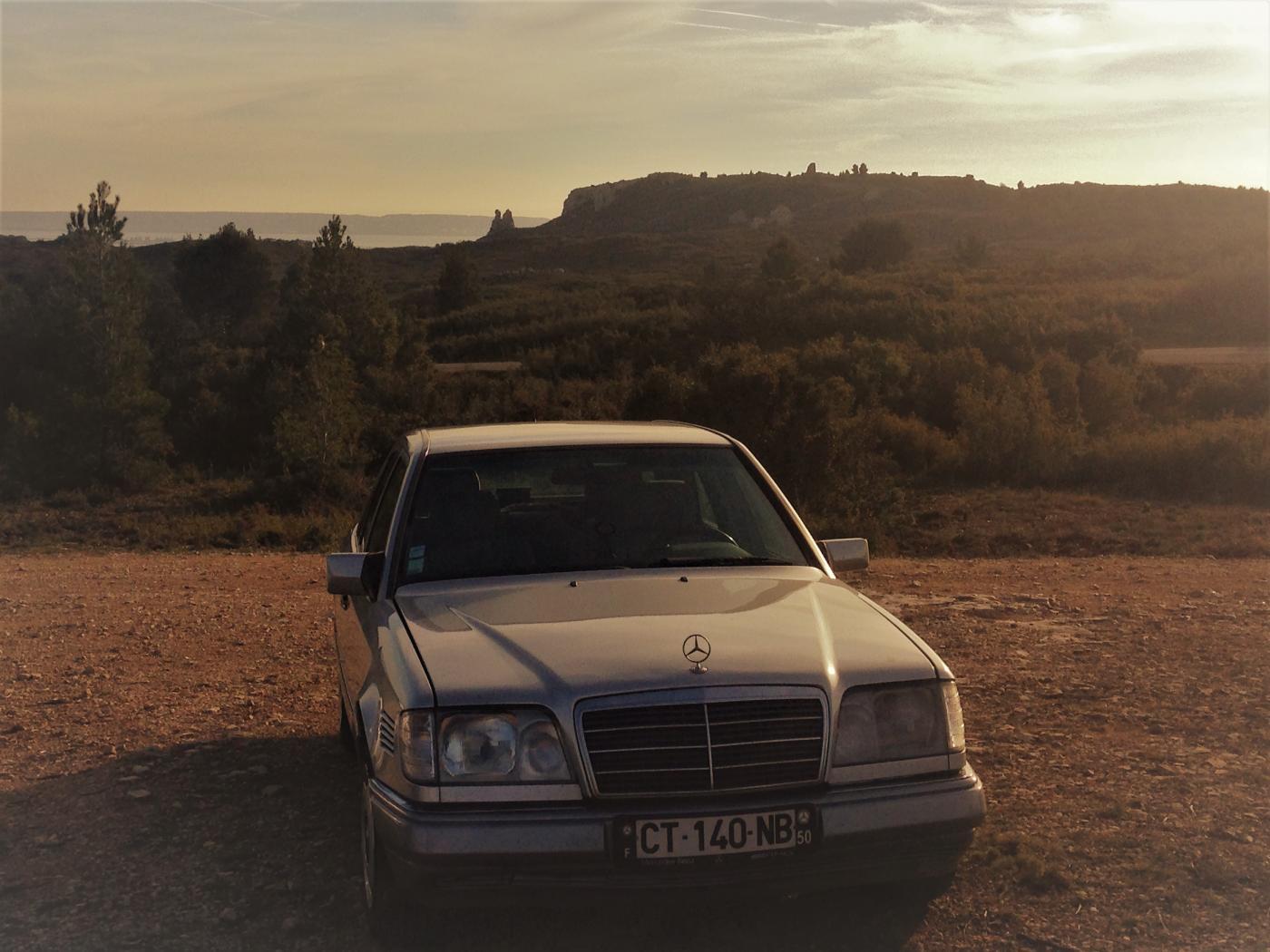 mercedes e250d