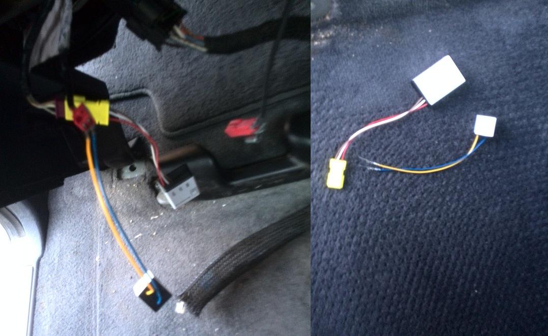 Tapis Mercedes slk r170 simulateur airbag siège enfant détection