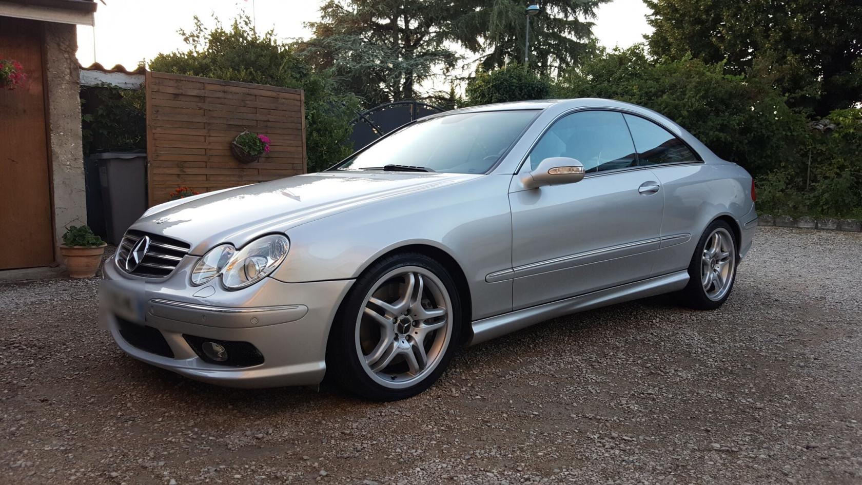 CLK500 PACK AMG1