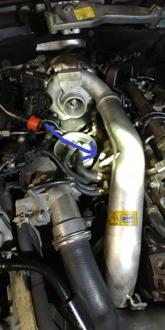 Vis Durite Turbo Classe R