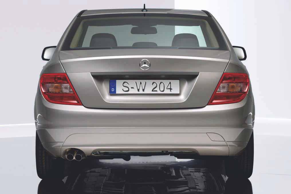 Présentation de la Classe C W204 Mercedes-Benz (Page 1