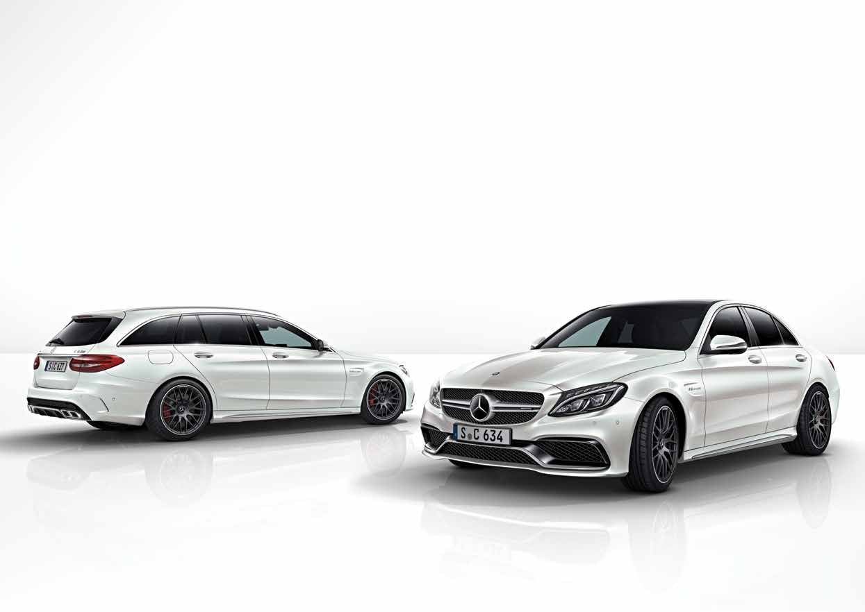 la mercedes c 63 amg w205 page 1 classe c w205 forum. Black Bedroom Furniture Sets. Home Design Ideas