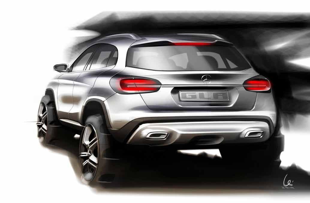 mercedes gla x156 pr sentation compl te page 1 classe gla forum. Black Bedroom Furniture Sets. Home Design Ideas
