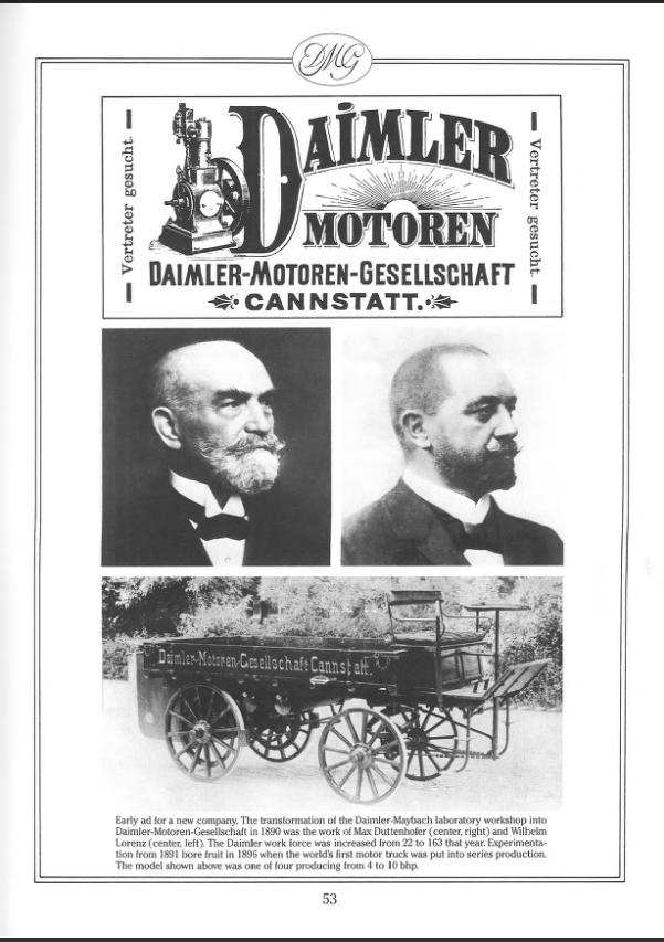 the star and the laurel daimler