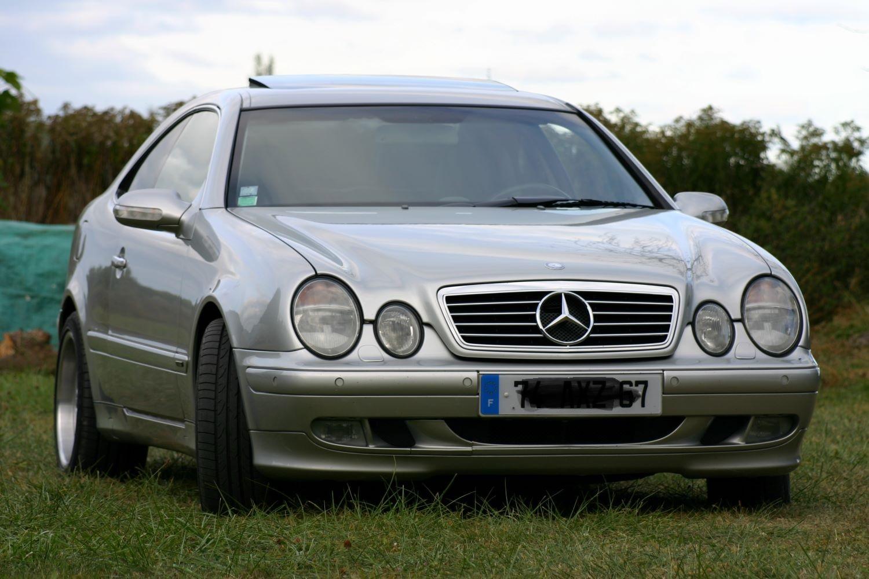 CLK 430 V8