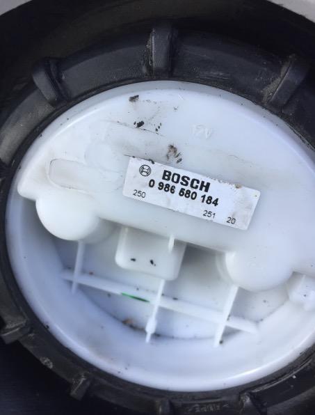 Pompe à carburant neuve
