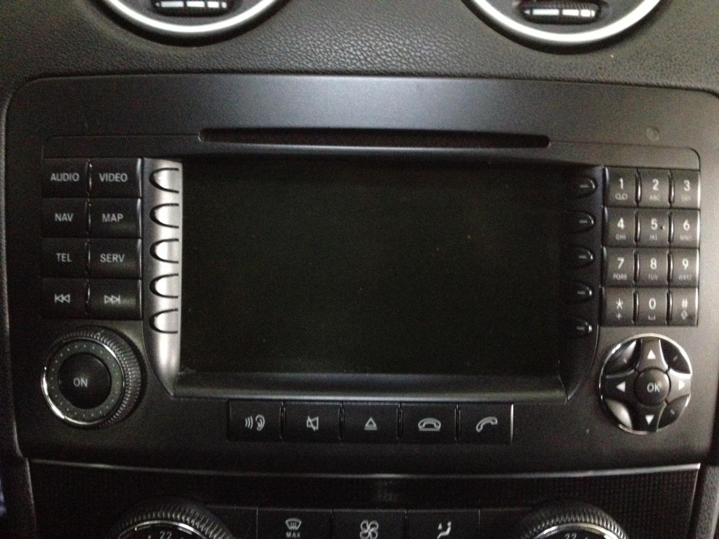 Audio  Sur Mercedes C