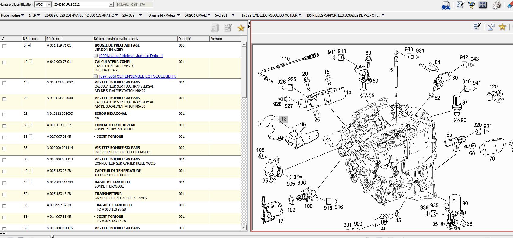 problème pression turbo (Page 1) / Classe C W204 / Forum-mercedes com