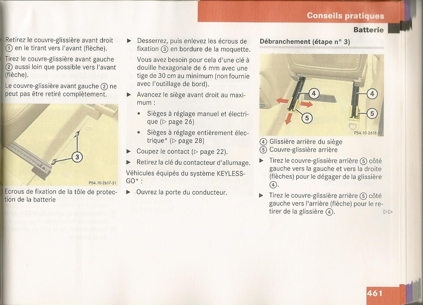Emplacement De La Batterie Page 1 Classe R Forum