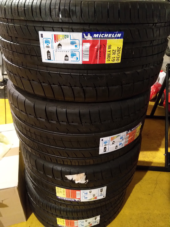 michelin ps2