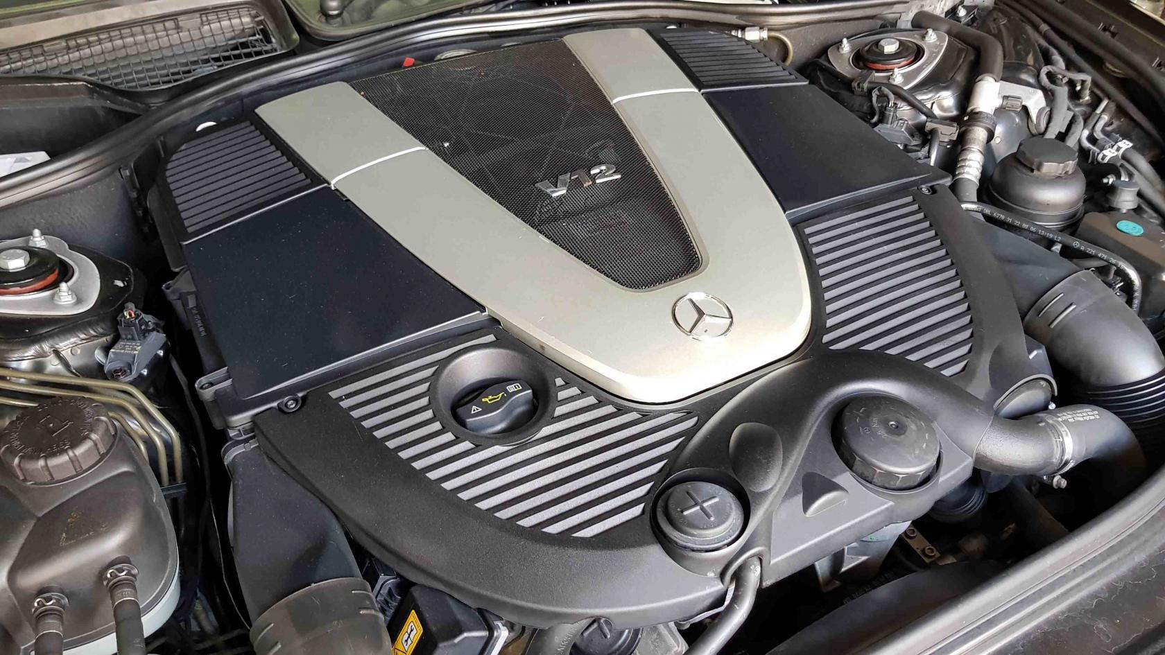 V12 5.5L Bi-Turbo