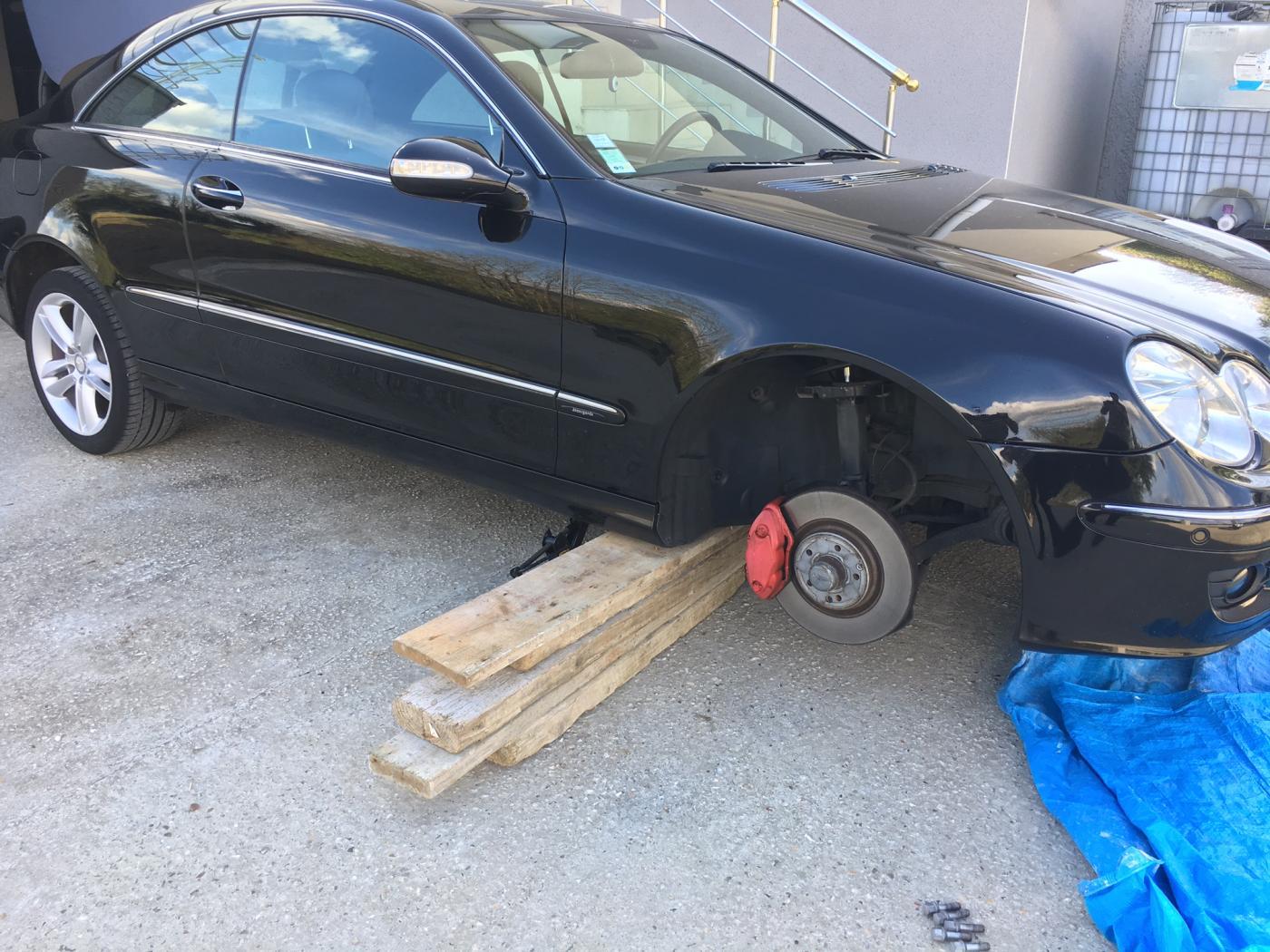 //Direction Articulation 12149 02 pour MERCEDES-BENZ Chrysler Lemförder Porte