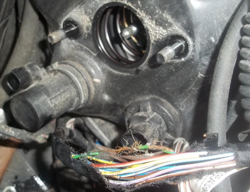 Boite auto mercedes bloquée sur p