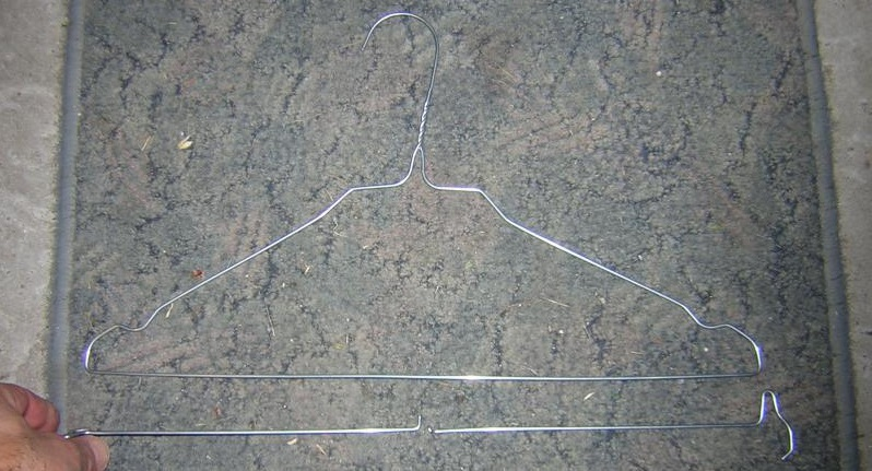 crochet porte manteau